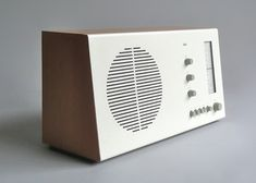 RT20 tischsuper テーブルラジオ 1961 by Dieter Rams