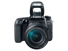 New Canon EOS 77D sits between Rebel T7i and EOS 80D: Digital Photography Review