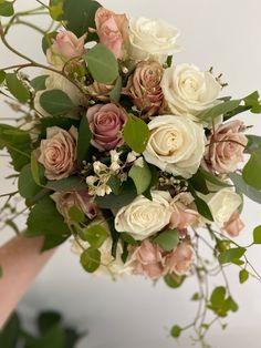 Floral Wedding, Wedding Flowers, Wedding Day, Australian Native Flowers, Bridal Bouquets, Dusty Pink, Perth, Flower Crown, Greenery