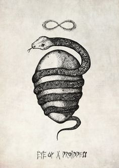cosmic serpent and egg - Google Search