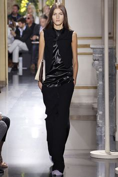 Celine - Phoebe Philo's best collection yet - a little bit grunge and a little bit lady