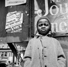 1943: Harlem through the lens of legendary photographer Gordon Parks