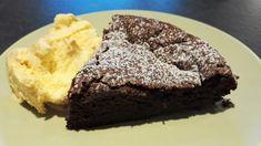 Huvilaelämää ja mökkiruokaa: Kolmen aineen mämmimutakakku