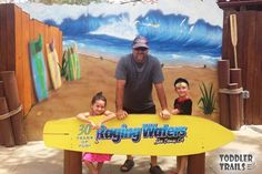 Raging Waters is a great way to celebrate summer!