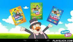 Mundo Bita  Android App - playslack.com ,  Bem-vindos ao Mundo Bita: muitas músicas, cores, aprendizado e alegria.São 36 Clipes infantis que encantam pela riqueza de ritmos, letras, cores e movimentos. O Bita é quem apresenta este universo de educação e alegria para toda a família. Junto a ele, estão Lila, Dan e Tito, sempre a comemorar novas descobertas. *Para famílias com crianças de 0-6 anos.* Clipes disponíveis:BITA E O NOSSO DIA1. O Sol Já Vem2. Bom Banho3. Troca Roupa4. Hora da…