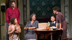 Surprising Visits From Washington and Radcliffe #Broadway