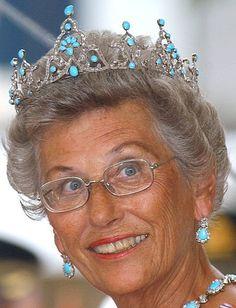 Queen Maud's tiara.