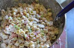 Nämä pastasalaatit on nyt meillä kovin IN! Kun edelliset on syöty niin jo pukkaa uutta. Meiän suosikki on viime aikoina ollut ehdottoma... Gluten Free Recipes, Healthy Recipes, Kitchen Time, Getting Hungry, Pasta Salad, Salad Recipes, Good Food, Food Porn, Food And Drink