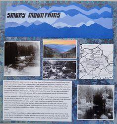 Smoky Mountains - Scrapbook.com