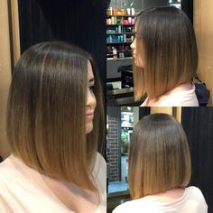 Outstanding LOB Hair Style with Soft Caramel Balyage #Bobcut #Haircut #Hairstyle #Hairstyleideas #Bobs #Longhairstyles #Lob #Balayage #balayagehighlights