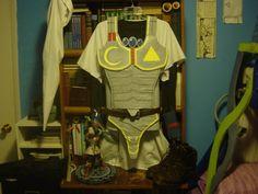 Fierce Deity Link Costume by DNLINK