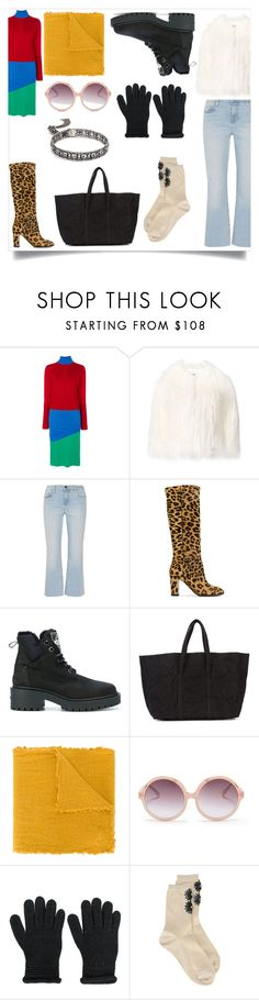 """Everything anything"" by gloriaruth-807 ❤ liked on Polyvore featuring J.W. Anderson, La Seine & Moi, Current/Elliott, Aquazzura, Kenzo, Zilla, Faliero Sarti, N°21, Armani Jeans and Rachel Comey"