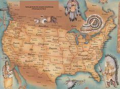 peuples autochtones d'Amérique du nord