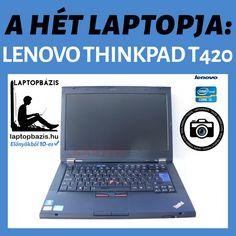 A HÉT LAPTOPJA: LENOVO THINKPAD T420  A legkipróbáltabb, legnépszerűbb üzleti kategóriás laptopok közé tartozik, tehát nem használódik el egy könnyen. A világ egyik legtartósabb laptopja: i5-ös processzorral, valamint szénszál erősítésű burkolattal vértezték fel. Ráadásul a folyadékálló billentyűzete mellett nyugodtan kávézhatsz! A használt Lenovo Thinkpad laptop halk, csúcstechnológiájú ventilátorának köszönhetően nem melegszik túl még nagy igénybevétel mellett sem. Jogtiszta Windows 10…