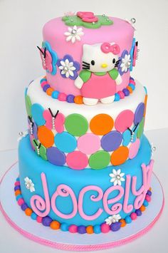 Torta Hello Kitty n.40