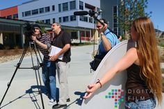 In Digital Film Academy you are get the training in film making courses and get the job easily in film industry.