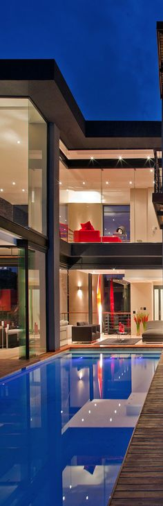 Nico Van Der Meulen Architects House Lam