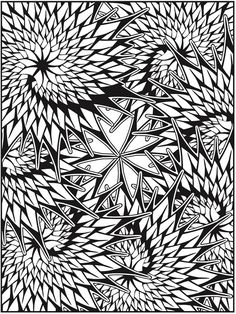 Free coloring page free mandala to color cubes 3d Its look like