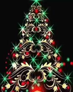 Animated Christmas Tree, Merry Christmas Pictures, Christmas Scenery, Merry Christmas Images, Merry Christmas Greetings, Christmas Quotes, Christmas Lights, Christmas Crafts, Xmas