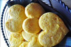 GF Sweet Potato Biscuits - easy, delicious and kid friendly! #TDayRoundup Entry by @Kayla Chelena
