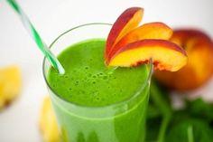 A zöld ital, ami megváltoztatja az életed - Twice. Healthy Juice Recipes, Juicer Recipes, Healthy Juices, Healthy Smoothies, Healthy Drinks, Smoothie Recipes, Detox Juices, Detox Drinks, Healthy Food