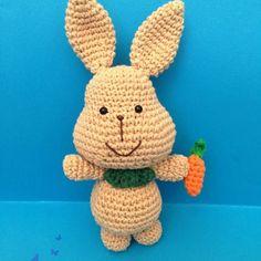 Patrón Mr Rabbit