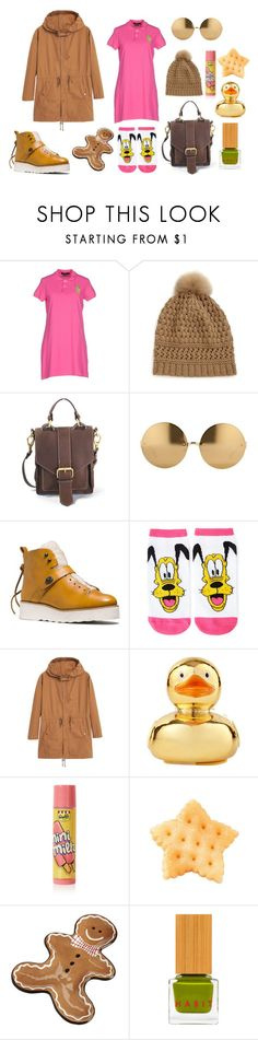 """bingo bongo"" by tanya4ernicka on Polyvore featuring мода, Polo Ralph Lauren, Diane Von Furstenberg, Betty and Betts, Linda Farrow, Coach, Forever 21, MANGO, NPW и Topshop"