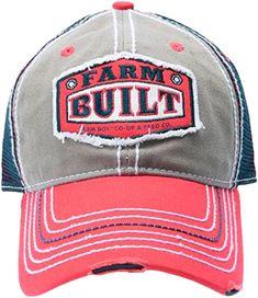 bone farm boy big silo mesh cap p9320 - Busca na Loja Cowboys - Moda  Country ce1ba510e2d