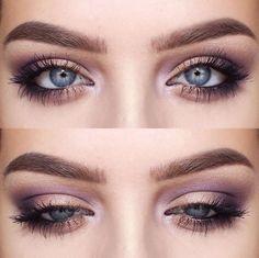 Adorable everyday eye makeup