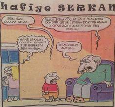 Serkan Altuniğne Karikatür