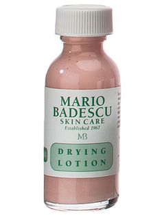 I still swear sulfer based treatments are the fastest spot treatments around.  Mario Badescu Drying Lotion - InStyle Best Beauty Buys 2012 Winner   This cream puts 2.5 percent benzoyl peroxide in the driver's seat to clear pores and heal acne, but glycerin rides shotgun to keep anything unfortunate from happening (like dried-out skin and irritation).  $6