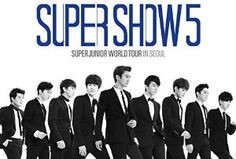 World Tour in Seoul-Super Show 5 Format: Multiple Formats, Import, NTSC Number of discs: 2 Studio: Imports DVD Release Date: December 16, 2014