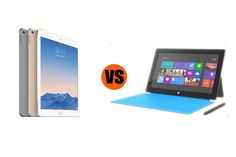 Which flagship tablet is the better portable workstation?