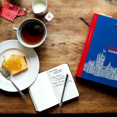 33 must-go restaurants, bookshops, cheesemongers & more, from the award-winning author who literally wrote the (cook)book on London.