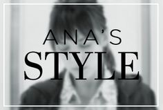 Fashion & style inspired by Anastasia Steele. | Fifty Shades of Grey | In Theaters Valentine's Day