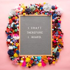 Save this if you totally agree with this DIY crafting statement.