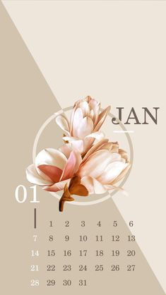 January // wallpaper, backgrounds