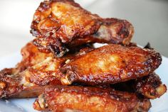 Salt and Vinegar Wings.