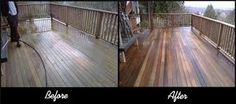 Providing Complete Professional Power Washing, Cleaning and Deck Restoration Services for all types of Decks (Prepares the Deck for Deck Staining or Deck Sealing) for Homeowners, Buyers, Sellers, Realtors, REO's/Real Estate Owned, Investors, Landlords, Homeowner, Condominium and Townhouse Associations, in Essex County and Northern NJ. Visit us @ http://www.gspropmgnt.net/companyservices/servicesandmaintenance.html
