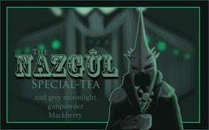 Adagio Tea Blends - Nazgul
