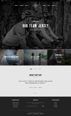 Aikido Jewelry Website Design | Website Design | Pinterest ...