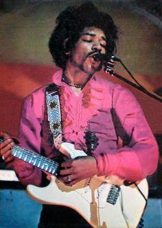 James Marshall Hendrix, Pride of Seattle Washington