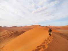 Stamp #641 - Namibia : Sand dunes of Namib Desert.  Dune 45 is a star dune in the Sossusvlei area of the Namib Desert in Namibia. Make sure to climb up before or right after sunrise and take off your shoes  Thank you @gianfy7 for leaving your #ShareYourStamp!!  For more awesome #travel and #wanderlust tips and #adventure download the Stamp Travel #App Today. The link is in our bio!