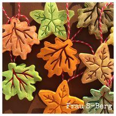 Frau S-Berg: DIY Herbstdeko