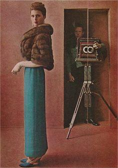 Photographer: Melvin Sokolsky  1960