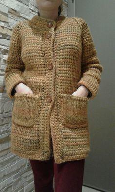 #crochet #örgü hırka