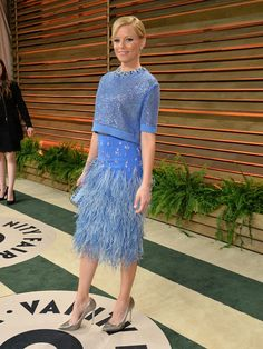 Elizabeth Banks   Vanity Fair Oscar Party 2014: Photos from the Red Carpet, Inside the S   Vanity Fair
