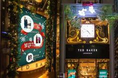 "See how the brand is engaging fans with a social media campaign tailored to the season.British fashion retailer Ted Baker is inviting fans to share their kisses on social media as part of its ""Merry Kissmas"" campaign."