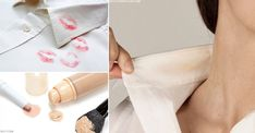 From foundation smudges to lipstick smears, getting make-up on your clothes is…