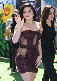 Ariel Winter Wore the Most ~Scandalous~ See-Through Dress to the New Smurfs Movie Premiere Beautiful Girl Photo, Beautiful Girl Indian, Most Beautiful Indian Actress, Ariel Winter Bikini, Ariel Winter Hot, Beauty Full Girl, Beauty Women, Curvy Girl Lingerie, Pinup Girl Clothing